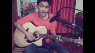 Bulleya Guitar Covered by Gaurav - Arijit Singh - Ae Dil Hai Mushkil