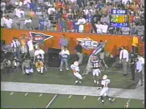2001 # 5 Tennessee vs # 2 Florida