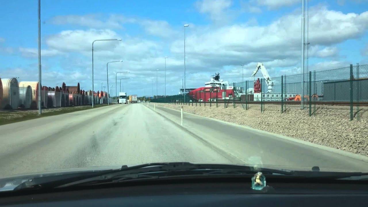 real life vs euro truck simulator 2 Scandinavia DLC - YouTube