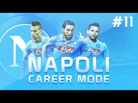 "FIFA 15: Napoli Career Mode - ""NO TRANSFERS?!"" - #11"