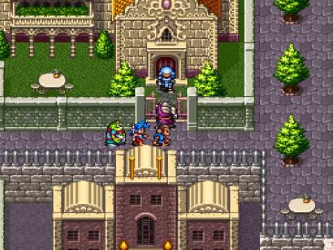 "[TAS] SNES Breath of Fire II ""best ending"" by janus in 4:48:14.85"