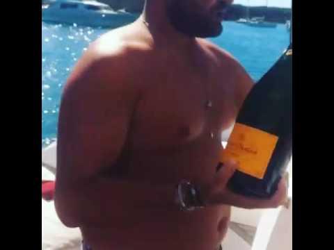 Mimmo Errico@ Costa Smeralda Boat Party