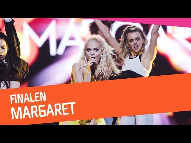 FINAL: Margaret – In My Cabana | Melodifestivalen 2018
