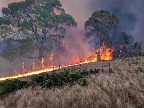 Taralga Bannaby Fires 2018