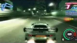 Ridge Racer 6 Gameplay