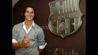 Zlatan Ibrahimovic Ingen Kickar Fotboll Som Han