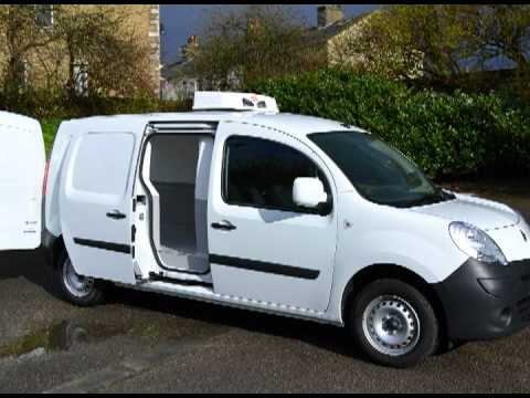 renault kangoo maxi fridge chiller van youtube. Black Bedroom Furniture Sets. Home Design Ideas