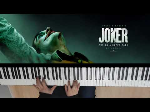 smile---joker-teaser-trailer-song-piano(조커-예고편-ost)-|-방구석오타쿠