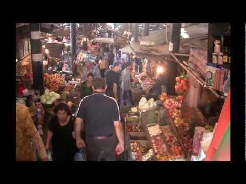 Telavi Market visit