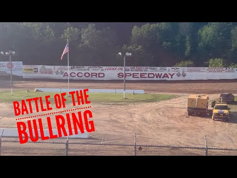 Battle of the Bullring at Accord Speedway Short Track Super Series
