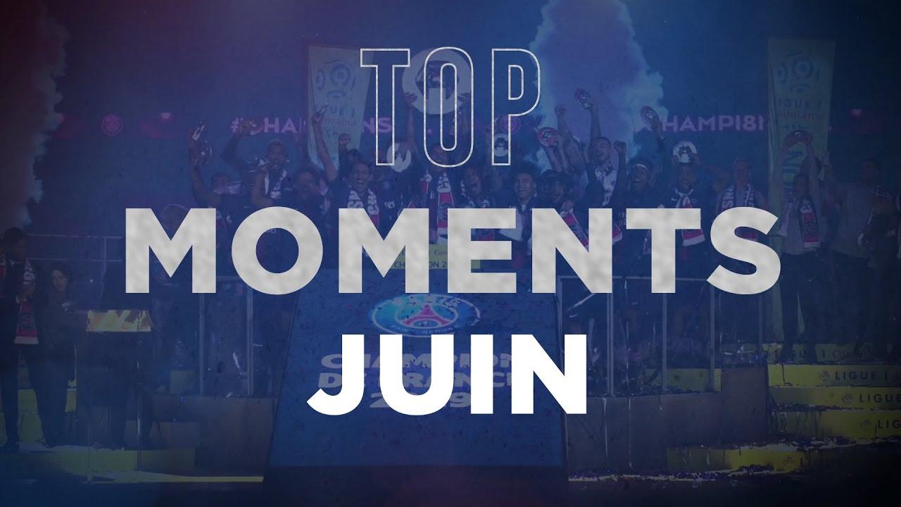 TOP MOMENTS JUIN 🔝⚽️