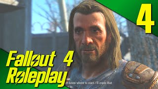 MISSING CARAVAN! - Fallout 4: Life Of A Merchant Roleplay Part 4 (PC | Mods)