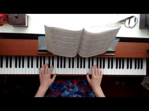 Spirited Away - Reprise & Waltz of Chihiro - Piano Solo