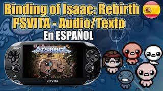 Binding of Isaac: Rebirth ESPAÑOL para PSVITA   REPATCH TUTORIAL FACIL
