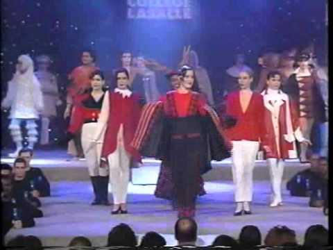 Défilé de Mode - Signature 1992 Fashion Show -- Collège LaSalle Montréal