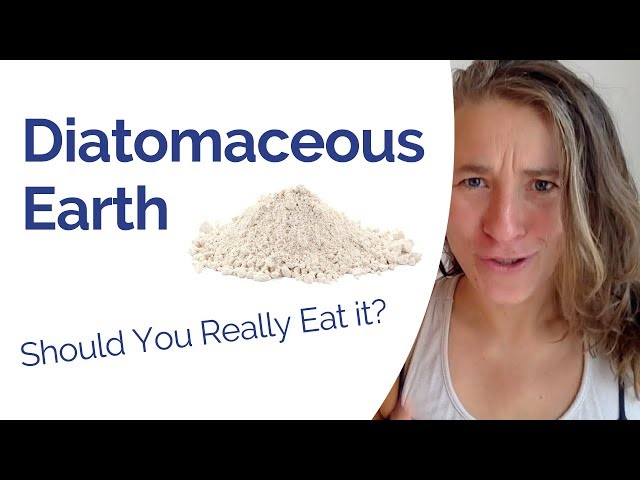 Diatomaceous Earth - Good or Bad for Healing Your Gut?