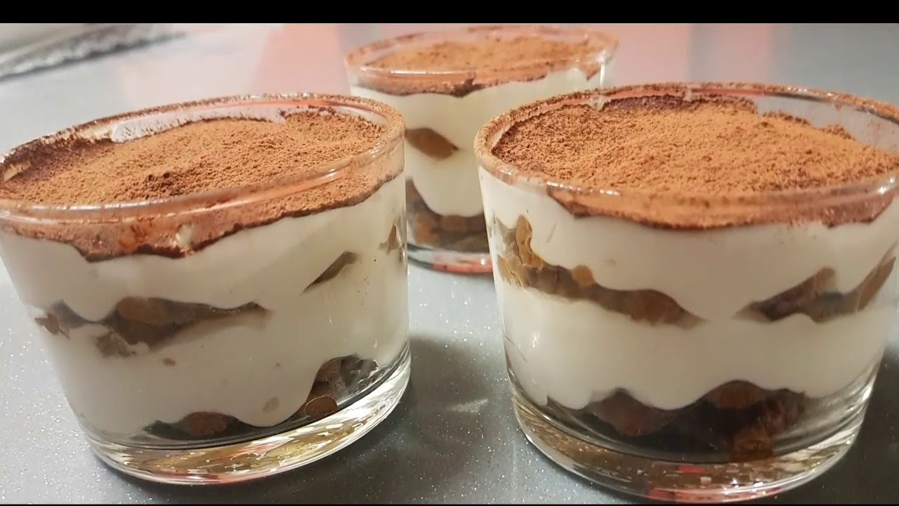 recette de tiramisu sans oeufs youtube. Black Bedroom Furniture Sets. Home Design Ideas