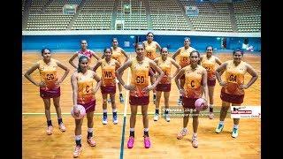 Sri Lanka Squad - 11th Asian Netball Championship 2018