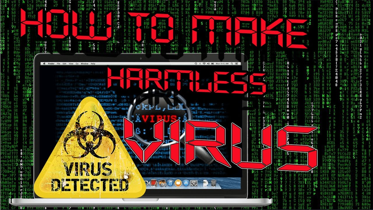 how to make a virus