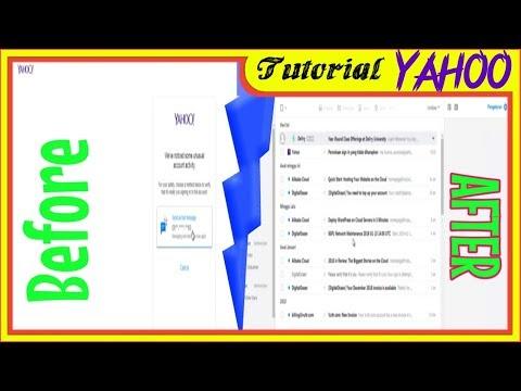 Cara Membuat Email Yahoo Co Id Baru