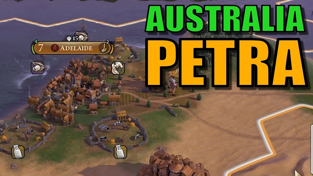 civ 6 australia gameplay true start earth map lets play civilization 6 as australia part 3