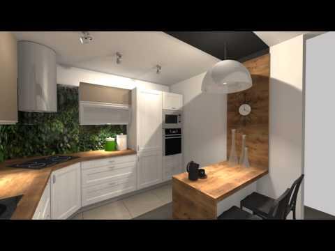 Jasna Kuchnia Storzona Z Mebli Ikea Youtube