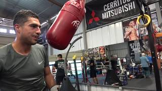 Josesito Lopez In Camp For Keith Thurman EsNews Boxing