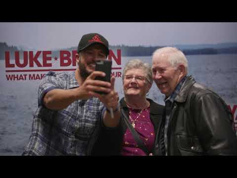 Luke Bryan  What Makes You Country Tour, Vancouver Canada