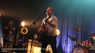 James Morrison *Slowly*@O2 Institute Birmingham on March 30, 2019