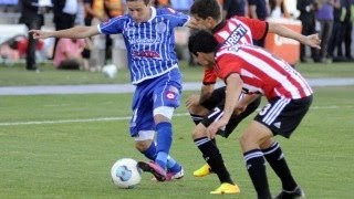 GODOY CRUZ 2 ESTUDIANTES 1 Fecha 16. Torneo Inicial 2013