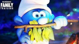Smurfs: The Lost Village | Find out how the family animated movie was made