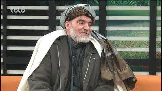 بامداد خوش - کاه فروشی - صحبت با حاجی سیف الدین جمعه خان در مورد انواع کبوتر
