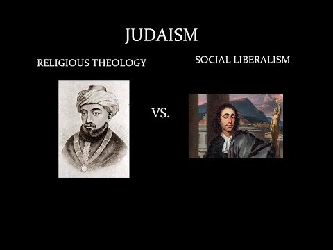 Society vs. Theology: Judaism and/or Socially Liberal Jews