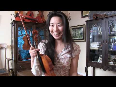 Emotional Violin Pieces: Estrellita by Ponce, Liebesleid by Kreisler, Nocturne 20 by Chopin and Song