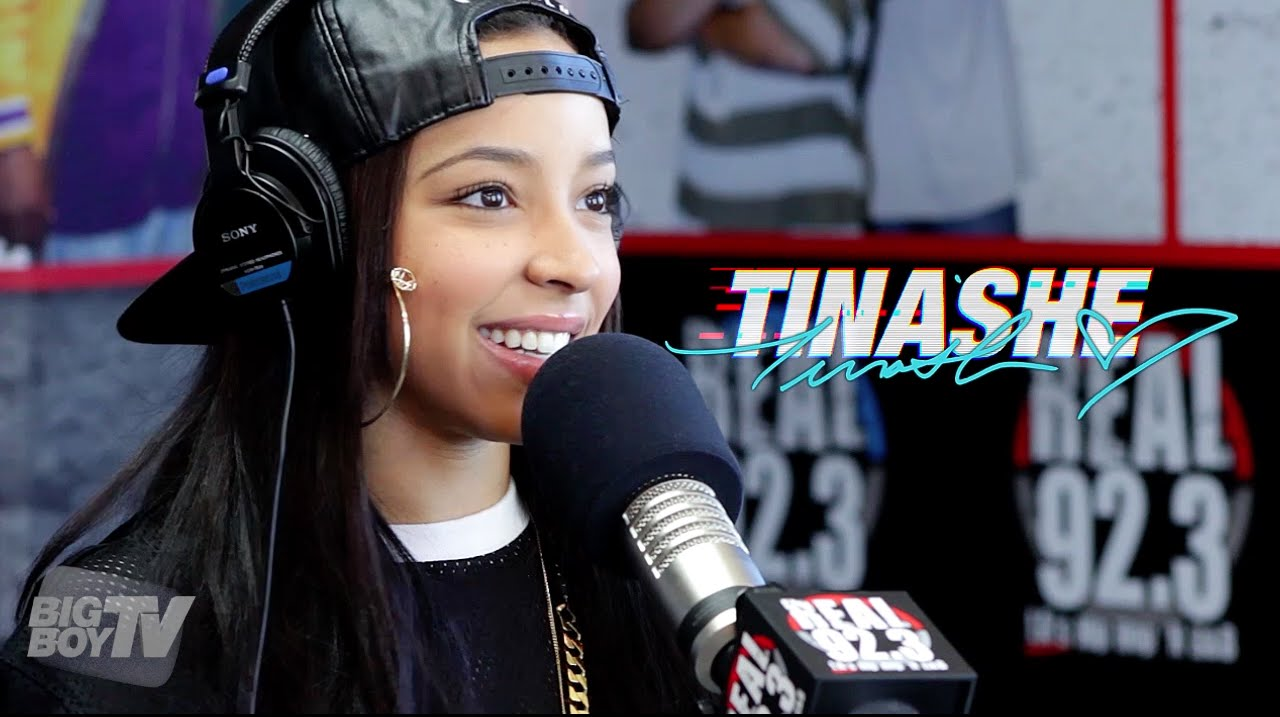 Download Tinashe FULL INTERVIEW | BigBoyTV