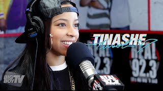 Tinashe FULL INTERVIEW | BigBoyTV
