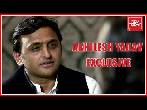 Exclusive : Akhilesh Yadav Speaks At 'Panchayat Aaj Tak' - Uttar Pradesh