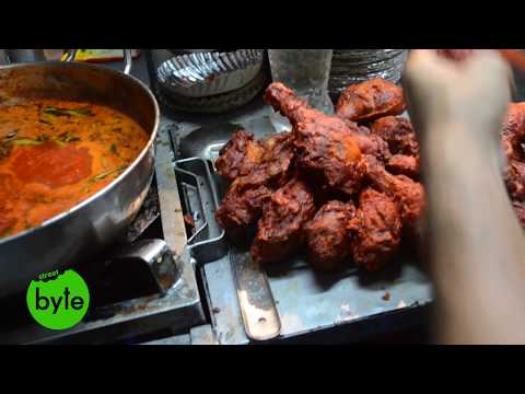 Amazing Chicken Street Food in Hyderabad, Indian Street Food