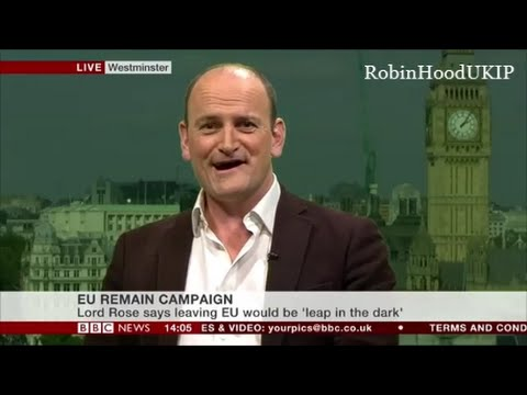 Douglas Carswell The top down lobbyist led IN campaign will fail