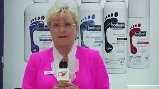 Cosmoprof Las Vegas - Footlogix® CEO Interview