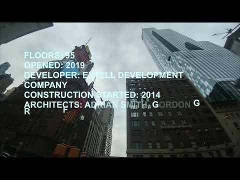 UPDATE NEW YORK Central Park Tower 472m 1550ft 95 fl February 2018