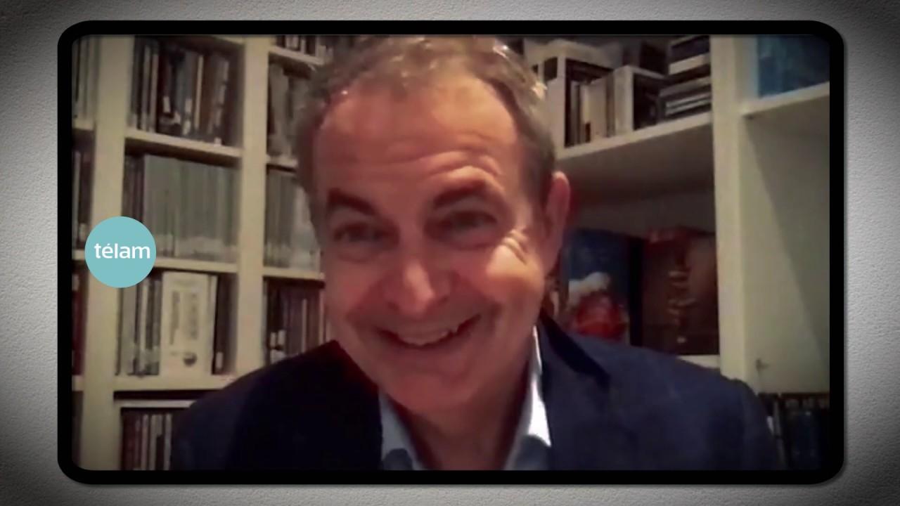 """Rodríguez Zapatero: """"En Europa hay gobiernos que están interviniendo empresas"""""""