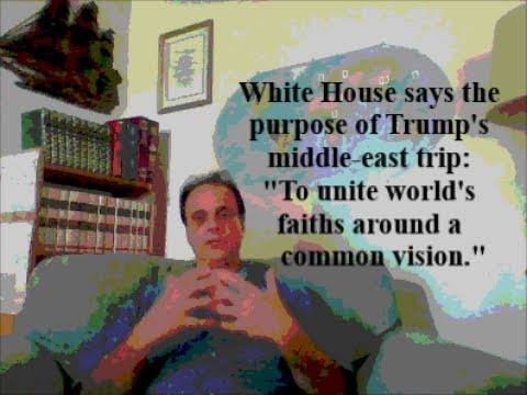 Antichrist Trump's One World Religion Emerging, But God Calls Us To Stand Firm