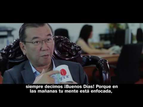 DXN  HOLDINGS BHD  HISTORIA DE EXITO DXN -THE  GANODERMA COMPANY  UN MUNDO UN MERCADO