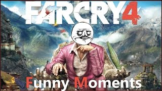 Funny Game Moments - Far Cry 4