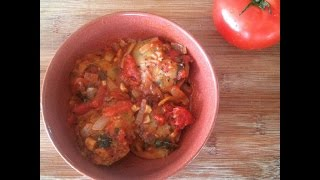 5 min Tomato Curry recipe ( Veg idlis in Tomato curry )