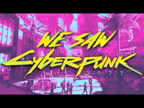 We Saw an Hour Demo of Cyberpunk 2077 | E3 2018