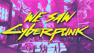 We Saw an Hour Demo of Cyberpunk 2077 | E3 2018