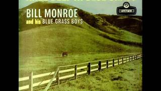 Bill Monroe and his Blue Grass Boys   08   Im Sitting On Top Of The World YouTube Videos