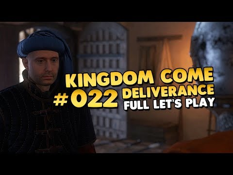 Kingdom Come Deliverance | Ich kaufe mir ein Schwert! 👑 #022 [Let's Play][PC][Deutsch]